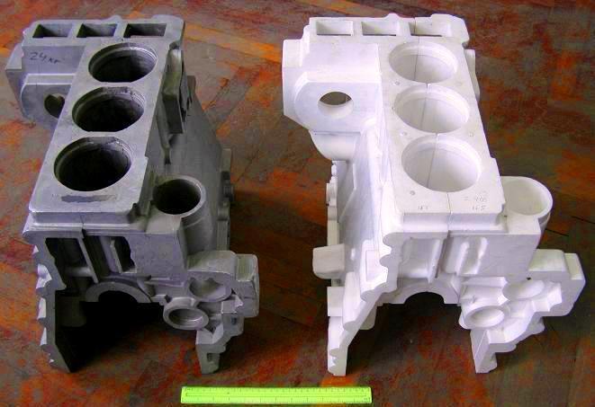 Как изготовить литейную форм